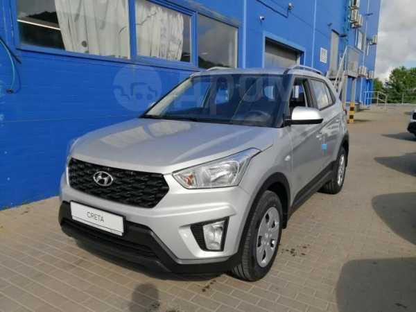 Hyundai Creta, 2020 год, 1 163 000 руб.