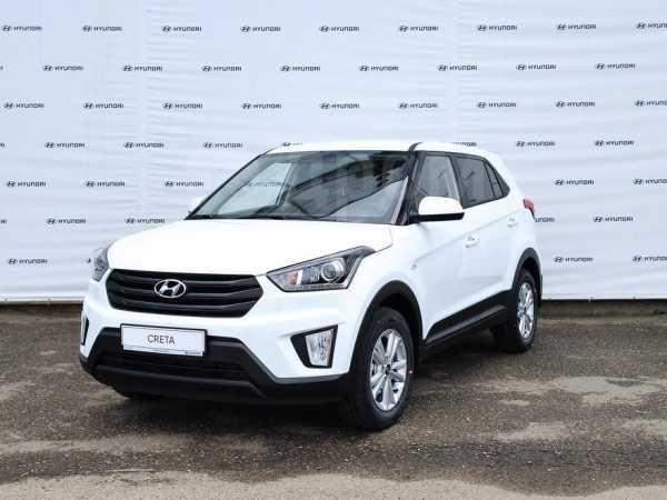 Hyundai Creta, 2020 год, 1 229 000 руб.