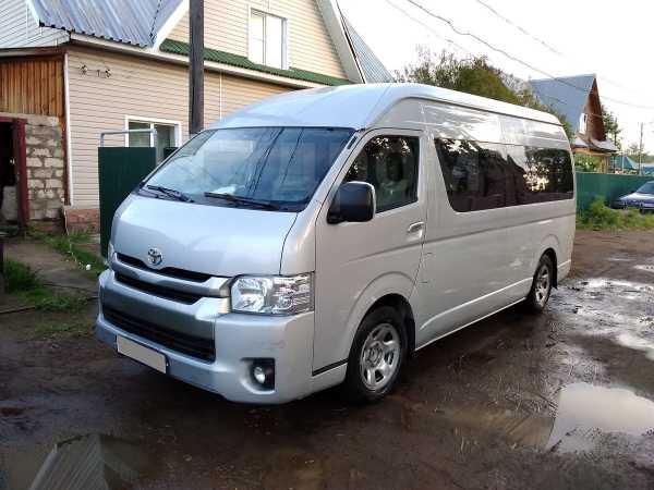 Toyota Hiace, 2014 год, 1 720 000 руб.