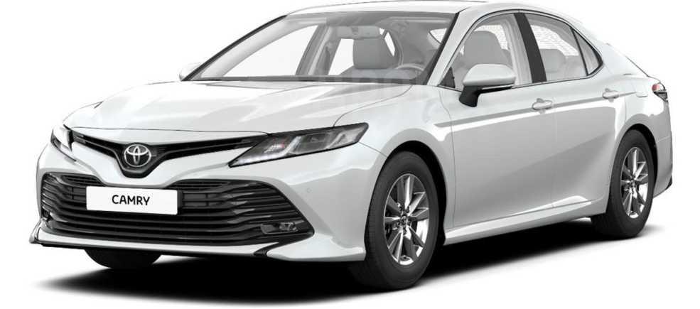 Toyota Camry, 2020 год, 2 104 778 руб.