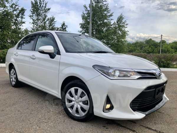 Toyota Corolla Axio, 2017 год, 770 000 руб.