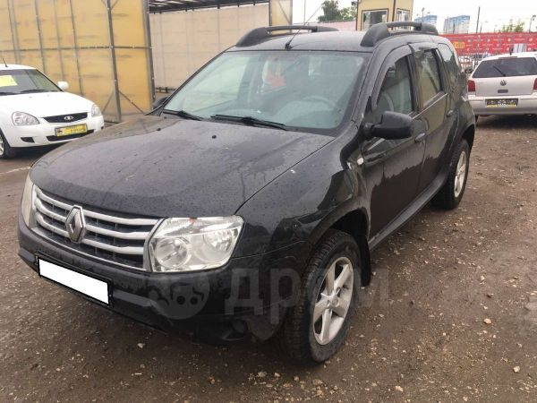 Renault Duster, 2013 год, 644 000 руб.