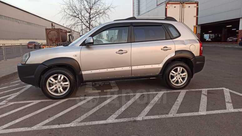 Hyundai Tucson, 2005 год, 390 000 руб.