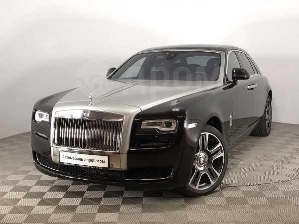Rolls-Royce Ghost, 2016 год, 15 000 000 руб.