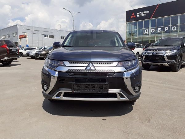 Mitsubishi Outlander, 2020 год, 2 381 000 руб.