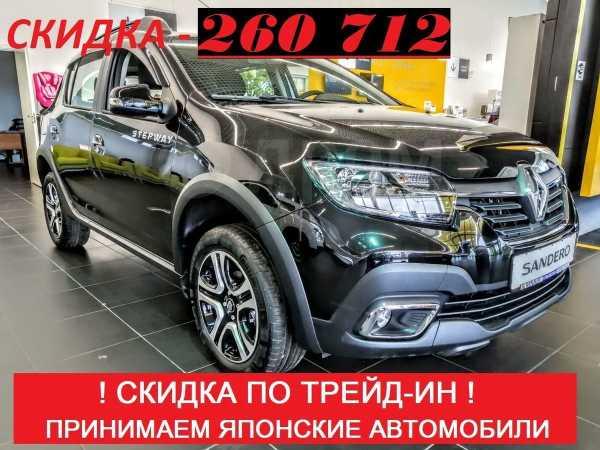 Renault Sandero, 2020 год, 1 042 850 руб.