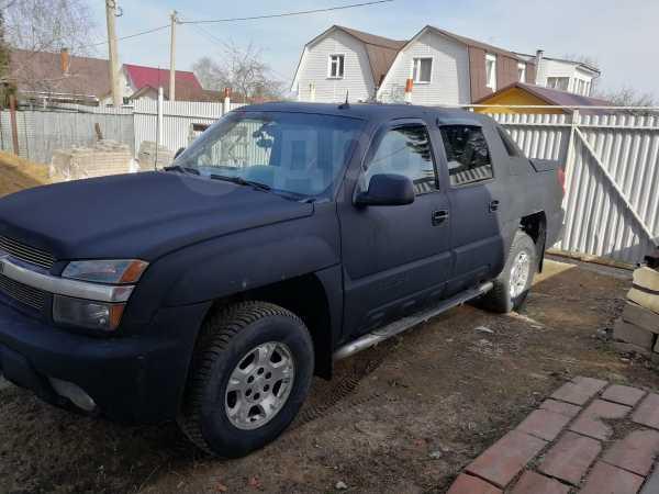 Chevrolet Avalanche, 2003 год, 499 999 руб.
