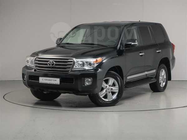 Toyota Land Cruiser, 2013 год, 2 349 000 руб.