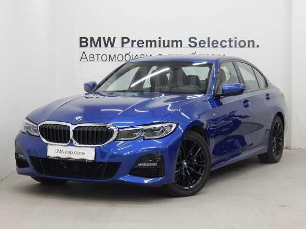 BMW 3-Series, 2018 год, 2 935 000 руб.