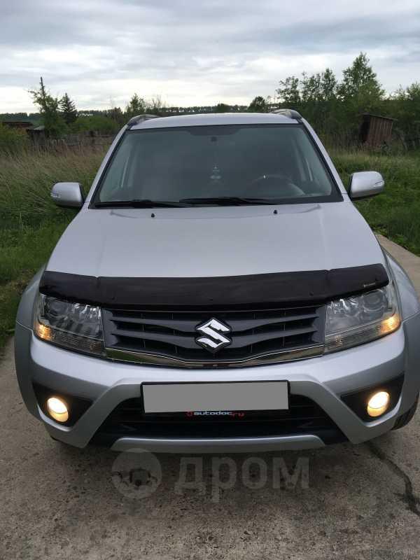 Suzuki Grand Vitara, 2014 год, 787 000 руб.