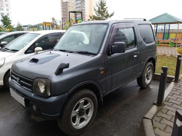 Suzuki Jimny, 2007 год, 455 000 руб.