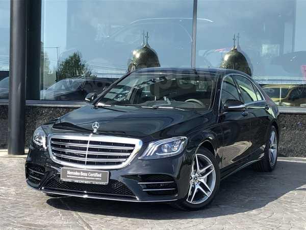 Mercedes-Benz S-Class, 2020 год, 7 400 000 руб.