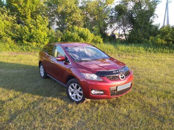 Mazda CX-7, 2008 год, 494 000 руб.