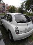 Nissan March, 2003 год, 180 000 руб.