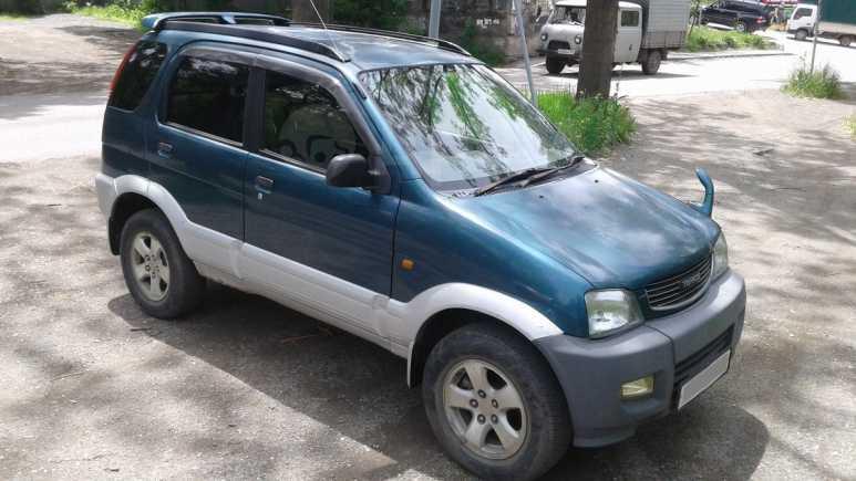 Daihatsu Terios, 1997 год, 210 000 руб.