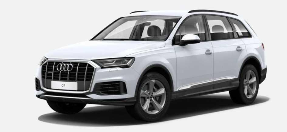 Audi Q7, 2020 год, 6 741 100 руб.