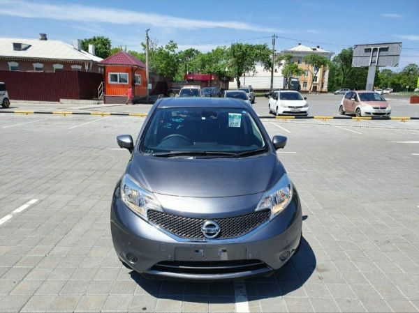 Nissan Note, 2015 год, 495 000 руб.