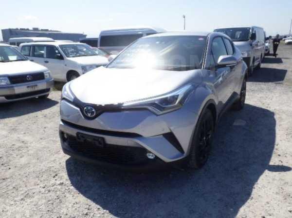 Toyota C-HR, 2018 год, 1 285 000 руб.