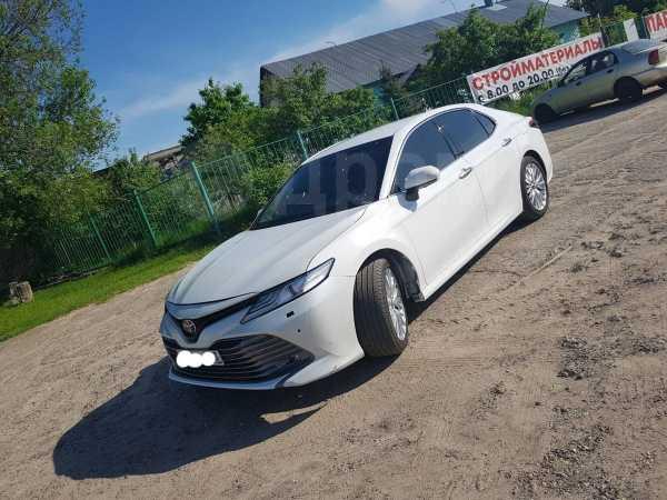 Toyota Camry, 2018 год, 1 450 000 руб.
