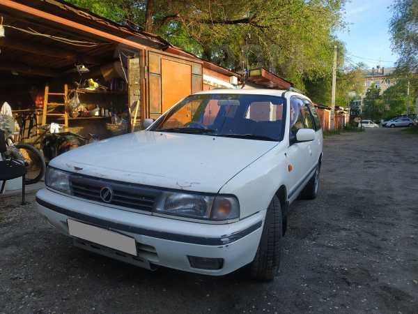 Nissan Sunny California, 1993 год, 100 000 руб.