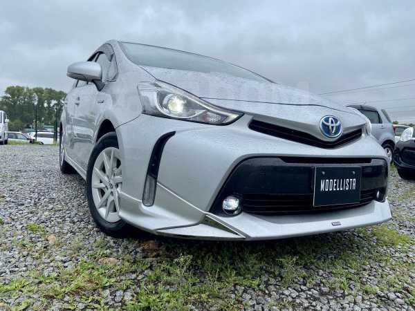 Toyota Prius a, 2016 год, 1 067 000 руб.