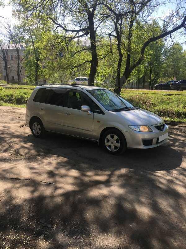 Mazda Premacy, 2002 год, 215 000 руб.
