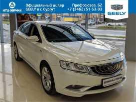 Сургут Emgrand GT 2016