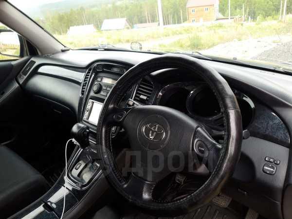 Toyota Kluger V, 2003 год, 650 000 руб.