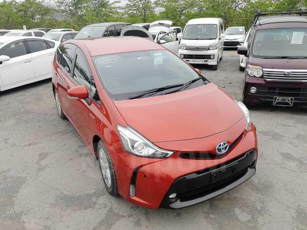 Toyota Prius a, 2015 год, 1 049 000 руб.