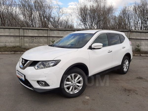 Nissan X-Trail, 2016 год, 1 066 000 руб.