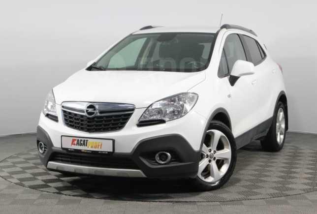 Opel Mokka, 2013 год, 720 000 руб.