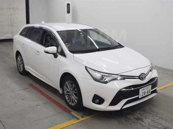 Toyota Avensis, 2016 год, 1 050 000 руб.