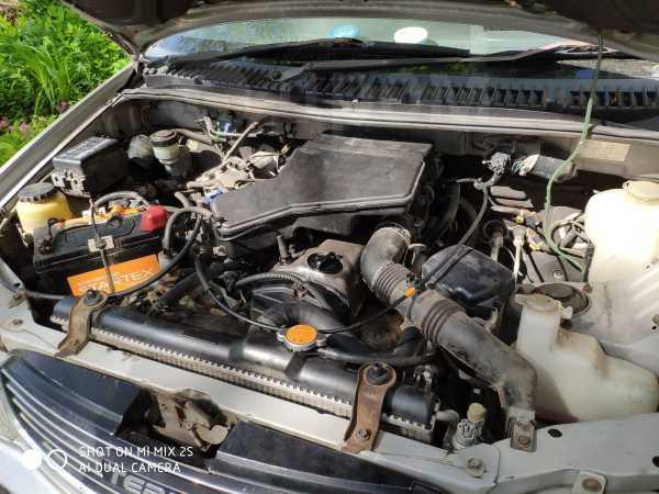 Daihatsu Terios, 1997 год, 150 000 руб.