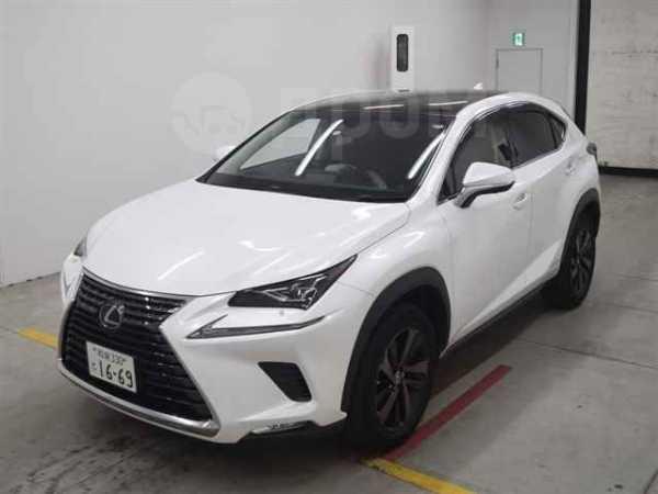 Lexus NX300h, 2018 год, 2 898 000 руб.