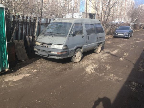 Toyota Master Ace Surf, 1992 год, 160 000 руб.