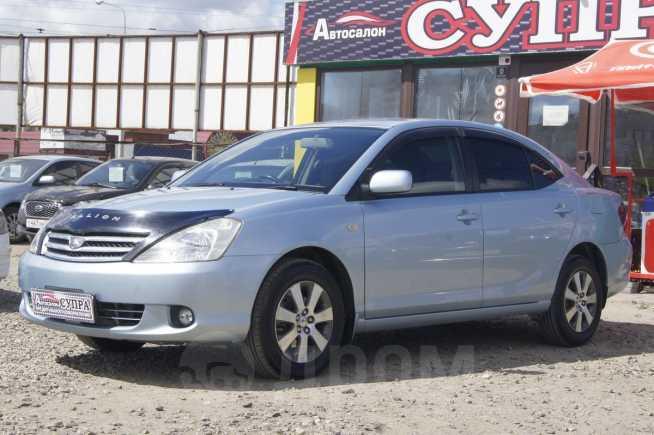 Toyota Allion, 2002 год, 439 000 руб.