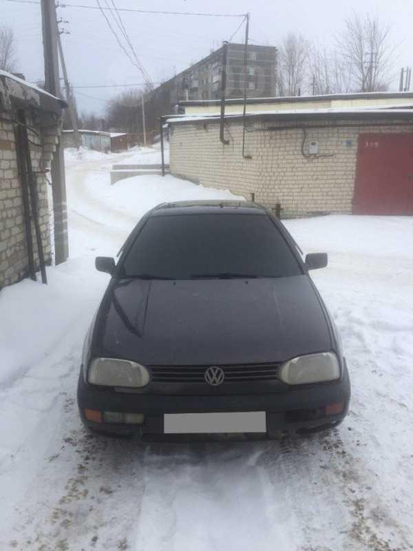 Volkswagen Golf, 1993 год, 100 000 руб.