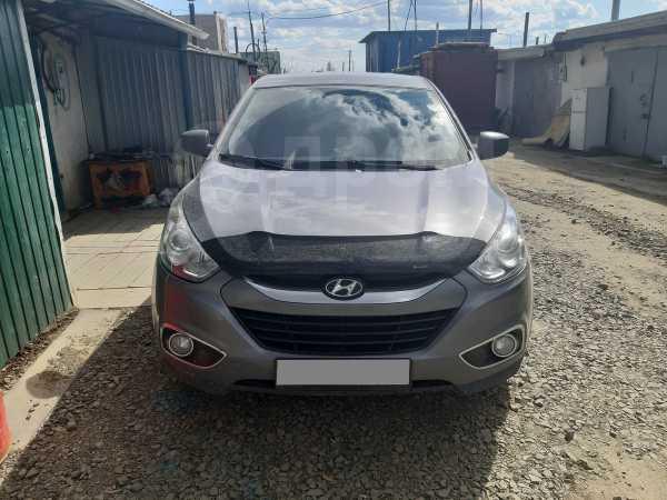 Hyundai ix35, 2012 год, 740 000 руб.