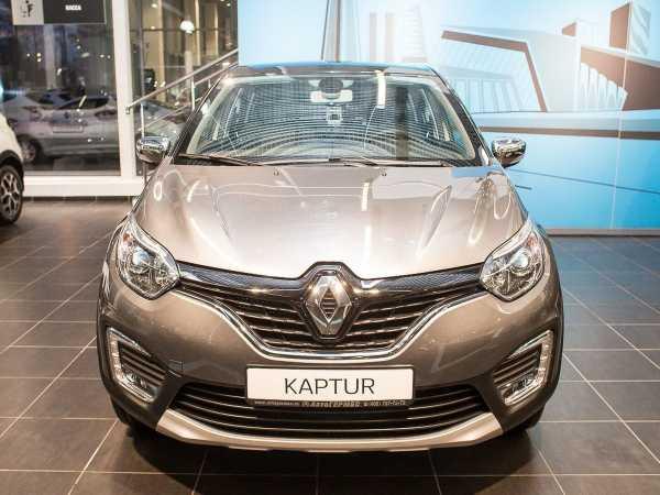 Renault Kaptur, 2020 год, 1 233 000 руб.