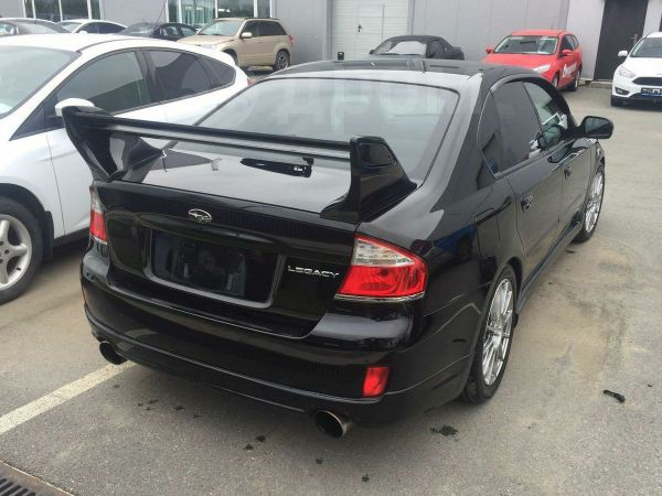 Subaru Legacy B4, 2007 год, 720 000 руб.