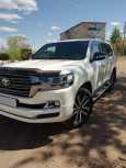 Toyota Land Cruiser, 2018 год, 5 500 000 руб.