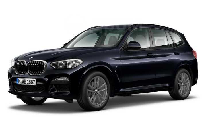 BMW X3, 2020 год, 4 120 000 руб.