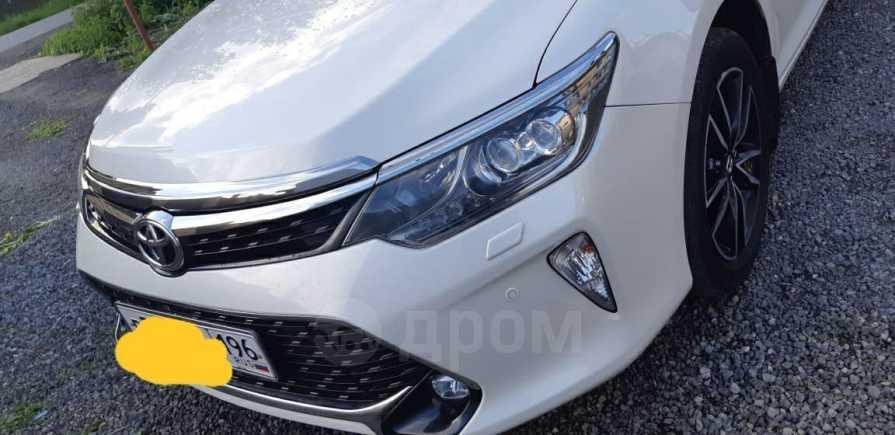 Toyota Camry, 2018 год, 1 490 500 руб.