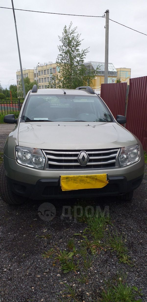 Renault Duster, 2014 год, 590 000 руб.
