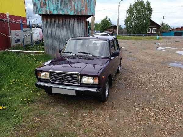 Лада 2107, 2002 год, 108 000 руб.
