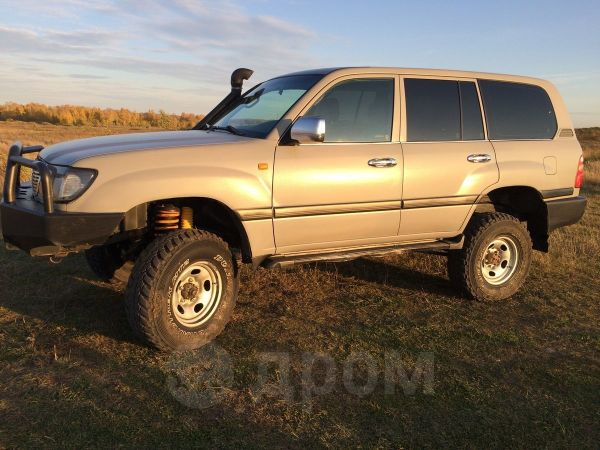 Toyota Land Cruiser, 2001 год, 920 000 руб.