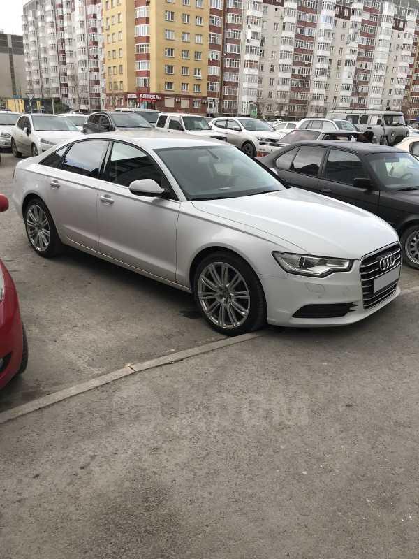 Audi A6, 2013 год, 1 190 000 руб.