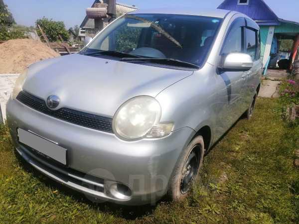 Toyota Sienta, 2007 год, 350 000 руб.