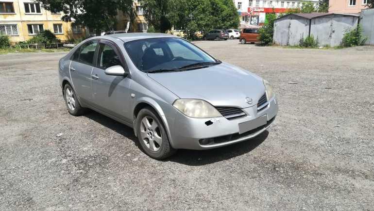 Nissan Primera, 2005 год, 285 000 руб.