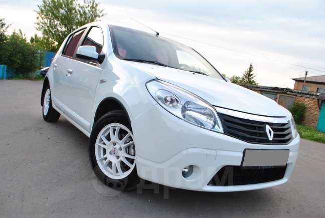Renault Sandero, 2011 год, 359 000 руб.